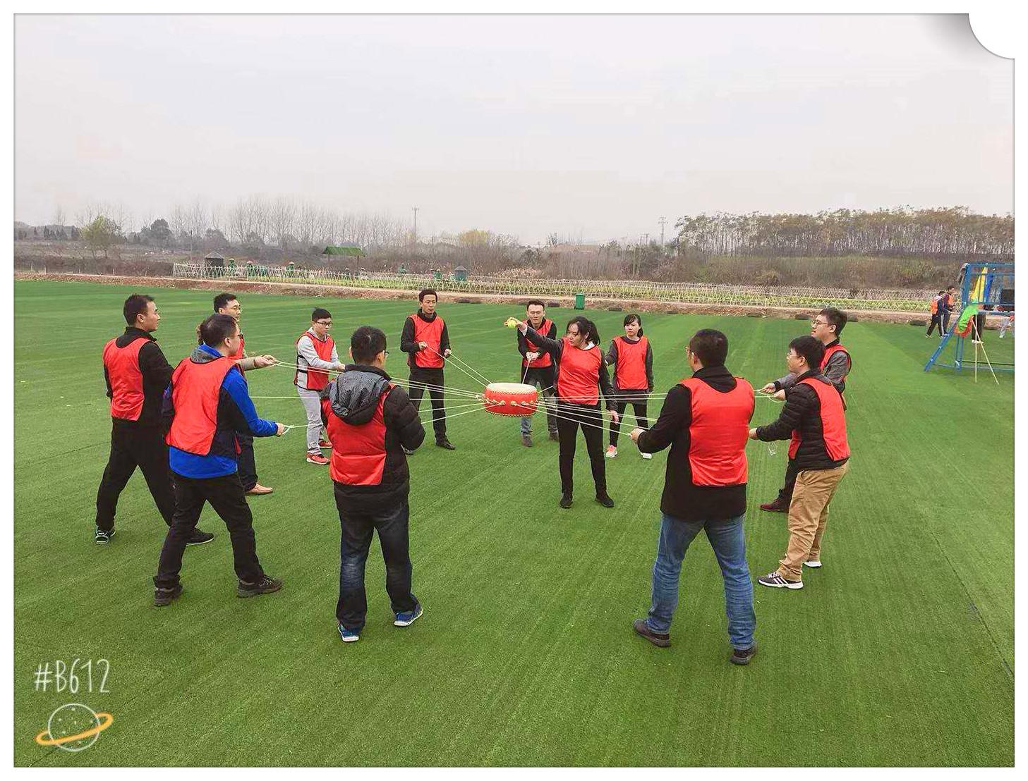 武汉公司出游好去处乐农湖畔生态园