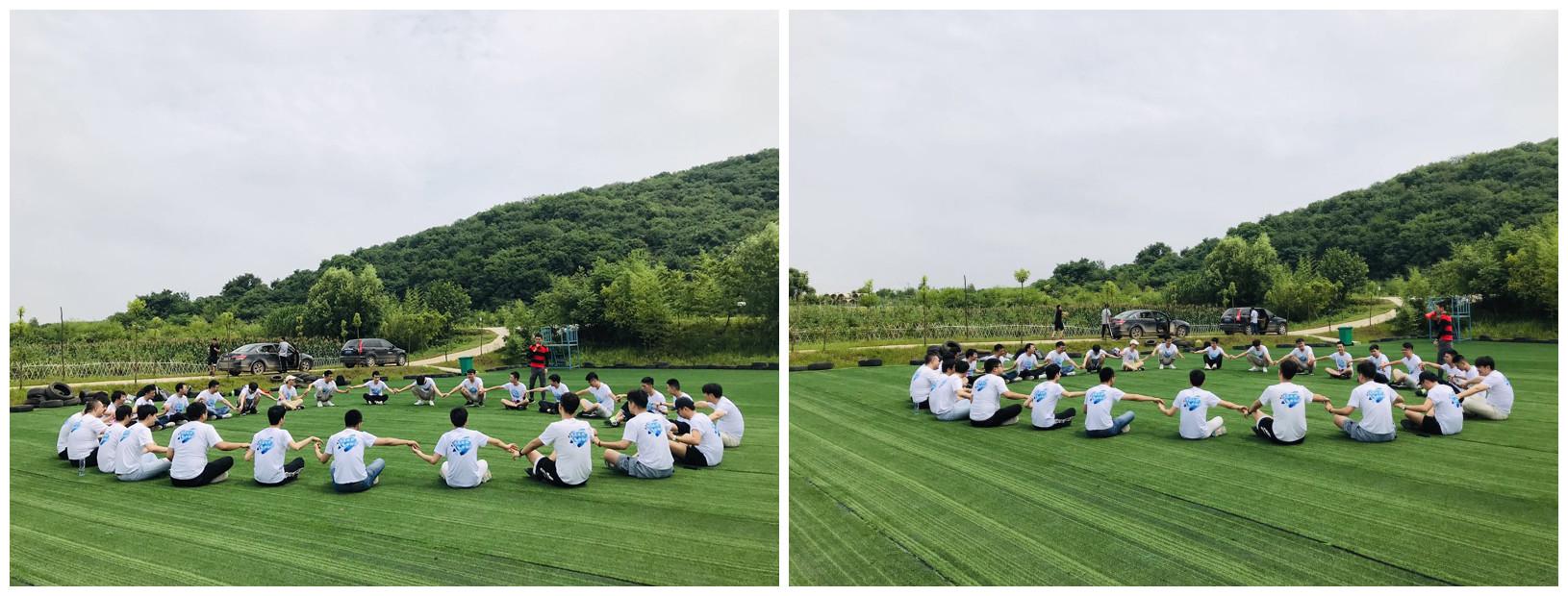 武汉公司出游乐农湖畔生态园
